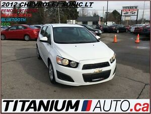 2012 Chevrolet Sonic LT+BlueTooth+Heated Seats+Remote Start+Trac