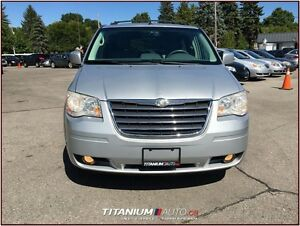 2008 Chrysler Town & Country Touring+DVD+GPS+Camera+Heated Leath London Ontario image 6