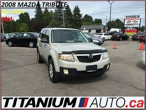 2008 Mazda Tribute 4X4+Fog Lights+Traction & Cruise Control+Keyl