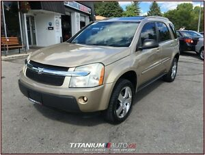 2005 Chevrolet Equinox LT+AWD+Heated Leather Seats+Sunroof+New T London Ontario image 5