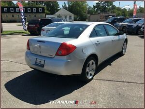2009 Pontiac G6 ECO 4 Cylinders+Traction & Cruise Control+Keyles London Ontario image 2