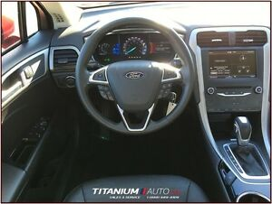 2014 Ford Fusion SEL+Camera+EcoBoost+Leather+Mytouch Microsft+Su London Ontario image 10