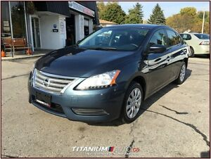 2013 Nissan Sentra BlueTooth+Heated Seats+Keyless Entry+Sport &  London Ontario image 5