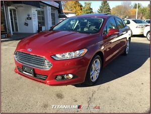 2014 Ford Fusion SEL+Camera+EcoBoost+Leather+Mytouch Microsft+Su London Ontario image 5