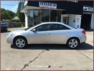 2009 Pontiac G6 ECO 4 Cylinders+Traction & Cruise Control+Keyles London Ontario image 8