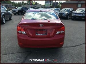 2012 Hyundai Accent GLS+USB & AUX Input+Auto+Traction & Cruise C London Ontario image 3