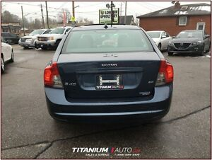 2008 Volvo S40 Heated Sport Seats+Sunroof+Dynaudio Premium Sound London Ontario image 3