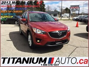 2013 Mazda CX-5 GT+AWD+Camera+Blind Spotf+Heated Leather+New Tir