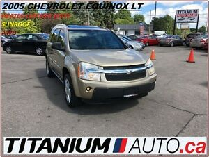 2005 Chevrolet Equinox LT+AWD+Heated Leather Seats+Sunroof+New T London Ontario image 1