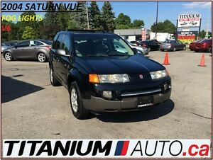 2004 Saturn Vue V6+Keyless Entry+Fog Lights+Power Group+New Brak