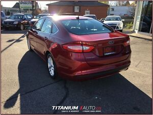 2014 Ford Fusion SEL+Camera+EcoBoost+Leather+Mytouch Microsft+Su London Ontario image 4