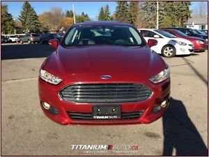 2014 Ford Fusion SEL+Camera+EcoBoost+Leather+Mytouch Microsft+Su London Ontario image 6