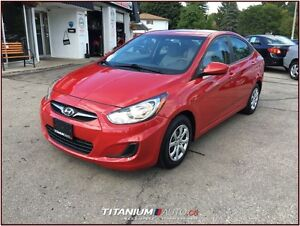 2012 Hyundai Accent GLS+USB & AUX Input+Auto+Traction & Cruise C London Ontario image 5