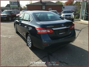 2013 Nissan Sentra BlueTooth+Heated Seats+Keyless Entry+Sport &  London Ontario image 4