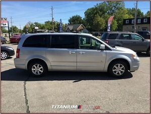 2008 Chrysler Town & Country Touring+DVD+GPS+Camera+Heated Leath London Ontario image 7