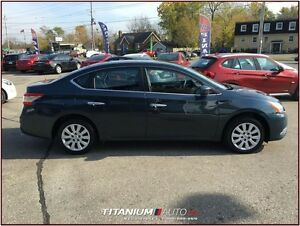 2013 Nissan Sentra BlueTooth+Heated Seats+Keyless Entry+Sport &  London Ontario image 7