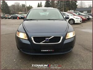 2008 Volvo S40 Heated Sport Seats+Sunroof+Dynaudio Premium Sound London Ontario image 6