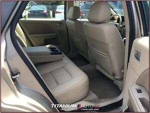 2006 Ford Five Hundred Limited+Heated Leather Memory Seats+Back  London Ontario image 13