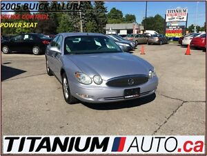 2005 Buick Allure Power Seat+Keyless Entry+Cruise Control+Auto L