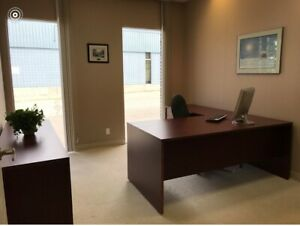 CALGARY:  OFFICE SPACE-BEST PRICED EXECUTIVE OFFICES- $675/MTH