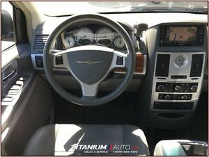 2008 Chrysler Town & Country Touring+DVD+GPS+Camera+Heated Leath London Ontario image 10