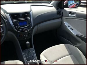 2012 Hyundai Accent GLS+USB & AUX Input+Auto+Traction & Cruise C London Ontario image 11