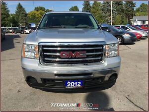 2012 GMC Sierra 1500 Extended Cab+New Brakes+H.D. Trailer Hitch+ London Ontario image 5