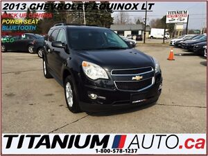 2013 Chevrolet Equinox LT+Camera+My Link+BlueTooth+Fogs+XM+ECO+P