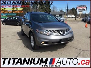 2013 Nissan Murano SV AWD+Camera+Pano Roof+Heated Powered Seats+