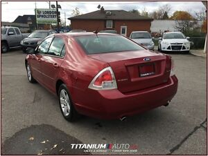 2007 Ford Fusion New Tires & Brakes+AUX+Traction & Cruise Contro London Ontario image 4