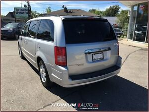 2008 Chrysler Town & Country Touring+DVD+GPS+Camera+Heated Leath London Ontario image 4