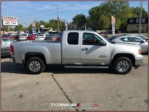 2012 GMC Sierra 1500 Extended Cab+New Brakes+H.D. Trailer Hitch+ London Ontario image 6