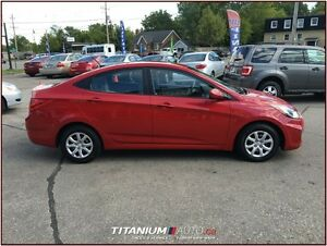 2012 Hyundai Accent GLS+USB & AUX Input+Auto+Traction & Cruise C London Ontario image 7
