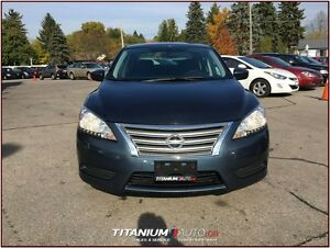 2013 Nissan Sentra BlueTooth+Heated Seats+Keyless Entry+Sport &  London Ontario image 6