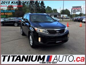 2015 Kia Sorento LX+Heated Seats+BlueTooth+Back Up Sensors+GDI E