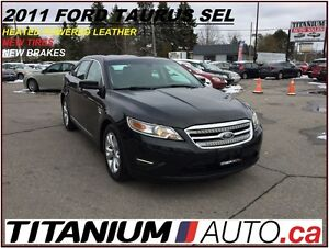 2011 Ford Taurus SEL+BlueTooth+SYNC+Heated Leather Seats+New Tir