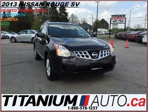 2013 Nissan Rogue SV+Camera+Heated Power Seats+BlueTooth+New Bra