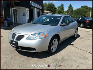 2009 Pontiac G6 ECO 4 Cylinders+Traction & Cruise Control+Keyles London Ontario image 5