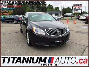 2015 Buick Verano IntelliLink+Camera+BlueTooth+Remote Starter+EC