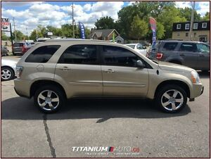 2005 Chevrolet Equinox LT+AWD+Heated Leather Seats+Sunroof+New T London Ontario image 7