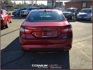 2014 Ford Fusion SEL+Camera+EcoBoost+Leather+Mytouch Microsft+Su London Ontario image 3