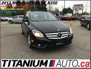 2013 Mercedes-Benz B-Class B250 Turbo+Pano Roof+Mercedes Off Lea