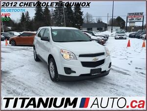 2012 Chevrolet Equinox AWD+BlueTooth+One Owner+ECO+Keyless+Tract