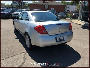 2009 Pontiac G6 ECO 4 Cylinders+Traction & Cruise Control+Keyles London Ontario image 4