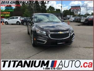 2015 Chevrolet Cruze LT+Camera+Keyless Remote Starter+BlueTooth+