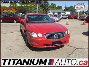 2008 Buick Allure Power Seat+Cruise & Traction Control+New Brake