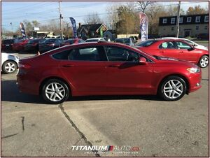 2014 Ford Fusion SEL+Camera+EcoBoost+Leather+Mytouch Microsft+Su London Ontario image 7