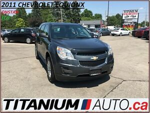 2011 Chevrolet Equinox Power Seat+Keyless Entry+Traction Control