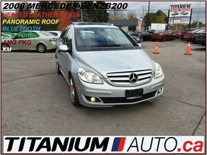 2008 Mercedes-Benz B-Class Turbo+AMG PKG+Pano Roof+BlueTooth+Hea