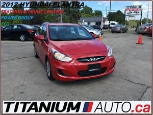 2012 Hyundai Accent GLS+USB & AUX Input+Auto+Traction & Cruise C